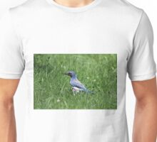 California Scrub Jay Unisex T-Shirt