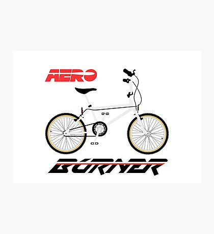 aero burner Photographic Print