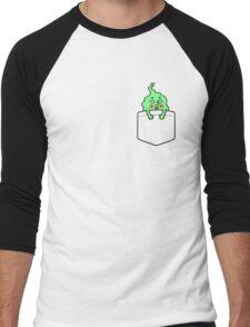 pocket dimple Men's Baseball ¾ T-Shirt