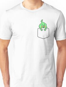 pocket dimple Unisex T-Shirt