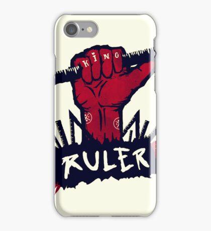 RULER iPhone Case/Skin
