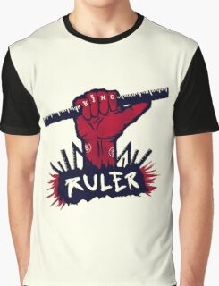 RULER Graphic T-Shirt