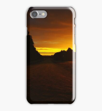 Country Sunrise iPhone Case/Skin