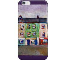 Irish Street III iPhone Case/Skin