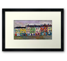 Irish Street III Framed Print