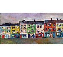 Irish Street III Photographic Print