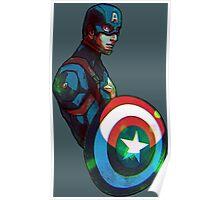 Captain America: Civil War Art Poster