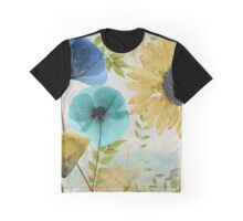 Morning Blue II Graphic T-Shirt