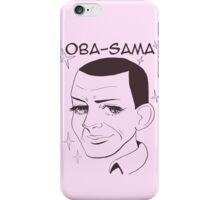 Oba-sama iPhone Case/Skin