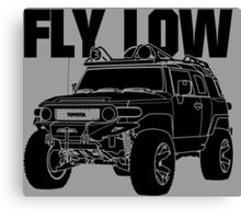 FJ Cruiser Canvas Print