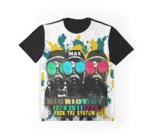 Riot (Gas Masks) Graphic T-Shirt