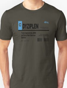 Dyziplen Blue T-Shirt