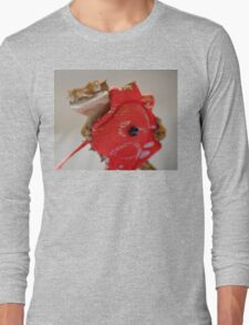 Inca and the Red Dragon Long Sleeve T-Shirt