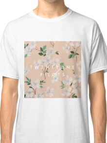 floral tøp Classic T-Shirt