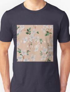 floral tøp Unisex T-Shirt