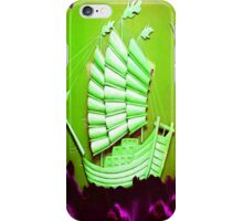 Asian Battle Ship iPhone Case/Skin