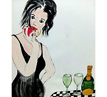 La Vie est Belle Photographic Print