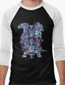 Vigilo Confido (products) Men's Baseball ¾ T-Shirt