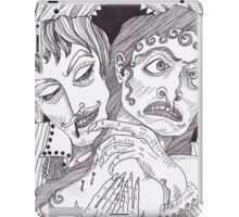 Vampire Bite! iPad Case/Skin