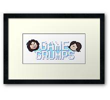 Pixel Grumps! Framed Print