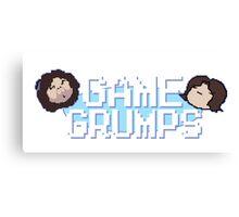 Pixel Grumps! Canvas Print