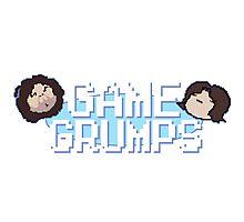 Pixel Grumps! Photographic Print