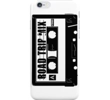CASSETTE-ROAD TRIP MIX iPhone Case/Skin