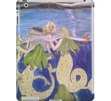 Mermaids Mercy iPad Case/Skin
