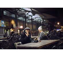 Guy in Camden, London Photographic Print