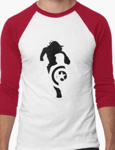 Winter Soldier Men's Baseball ¾ T-Shirt