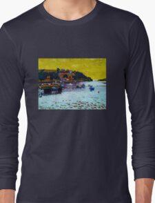 Ring. Cork Long Sleeve T-Shirt