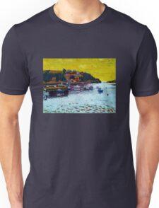 Ring. Cork Unisex T-Shirt