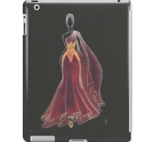 Autumn Dress iPad Case/Skin
