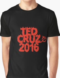 Ted Cruz 2016 Graphic T-Shirt
