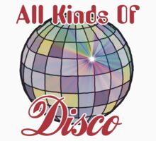 All Kinds Of Disco One Piece - Long Sleeve