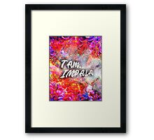 Reality In Motion Framed Print