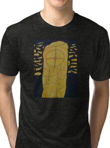 Gallarus Stone, Kerry Tri-blend T-Shirt