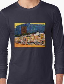 Parkgate Street, Dublin Long Sleeve T-Shirt