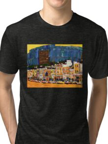 Parkgate Street, Dublin Tri-blend T-Shirt