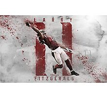 Larry Fitzgerald Photographic Print