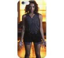 Bonnie Bennett - Vampire Diaries - Poster iPhone Case/Skin