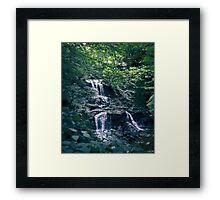 Waterfall Fantasy Art Framed Print