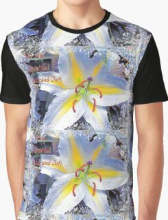 Day Lily Beauty Graphic T-Shirt