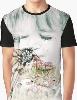 Butterfly Kisses Graphic T-Shirt