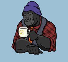 Grumpy Gorilla's Banana Brew Unisex T-Shirt