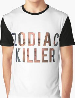 ZODIAC KILLER Graphic T-Shirt