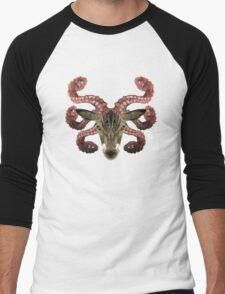 Lovecraft's Stag Men's Baseball ¾ T-Shirt