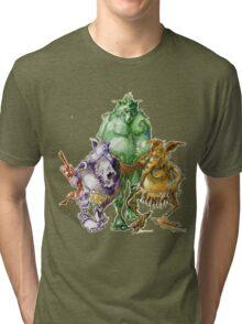 A Study in Troll Tri-blend T-Shirt