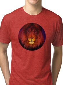 Lion Man Tri-blend T-Shirt