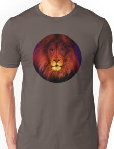 Lion Man Unisex T-Shirt
